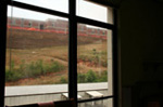 view from Briarwood classroom